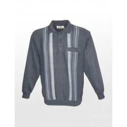 Polo manches longues hiver
